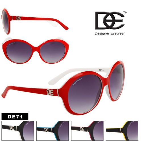 DE71 Ladies Fashion Sunglasses