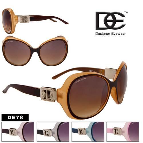 DE78 Vintage Fashion Sunglasses