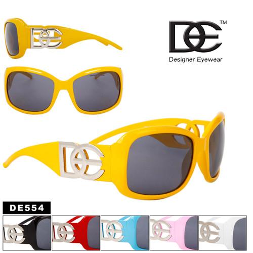 DE554 Ladies Designer Sunglasses