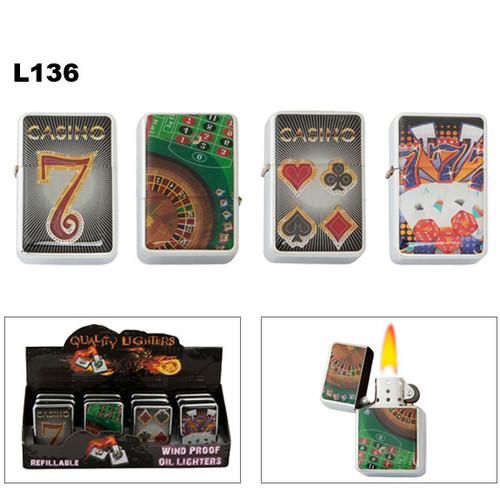 Oil Lighters | Wholesale Casino Fun Lighters