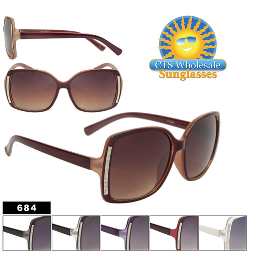 Vintage Sunglasses Wholesale 684