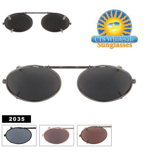 Clip On Sunglasses 2035