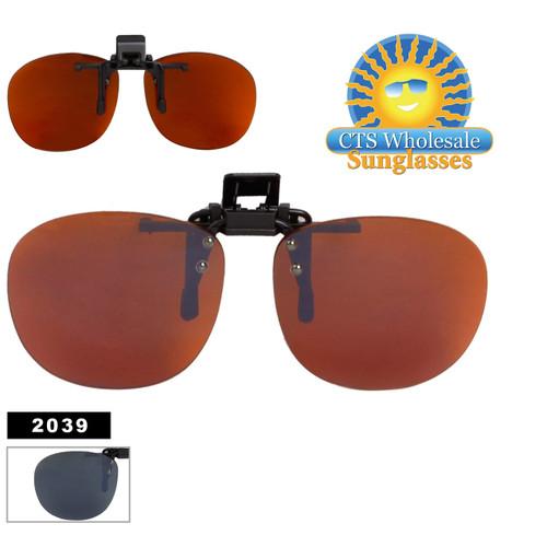 Flip Up Style Wholesale Sunglasses 2039