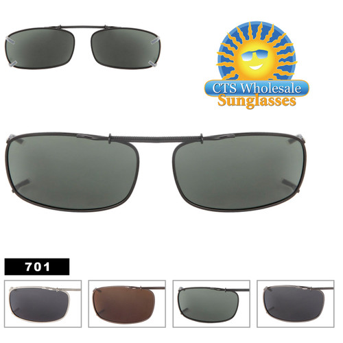 Wholesale Clip On with Polarized Lens 701