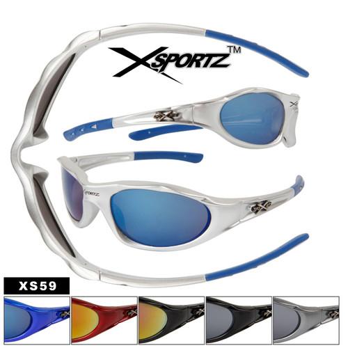 XS59 Xsportz Sports Wholesale sunglasses