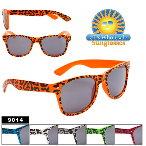 Animal Print California Classics Sunglasses 9014