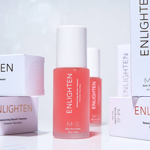 ENLIGHTEN | RETEXTURIZING GLYCOLIC TREATMENT