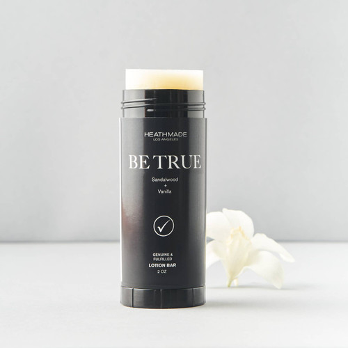 BE TRUE LOTION BAR