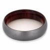 6 mm Titanium Ironwood Sleeve and Matte Finish - T184M