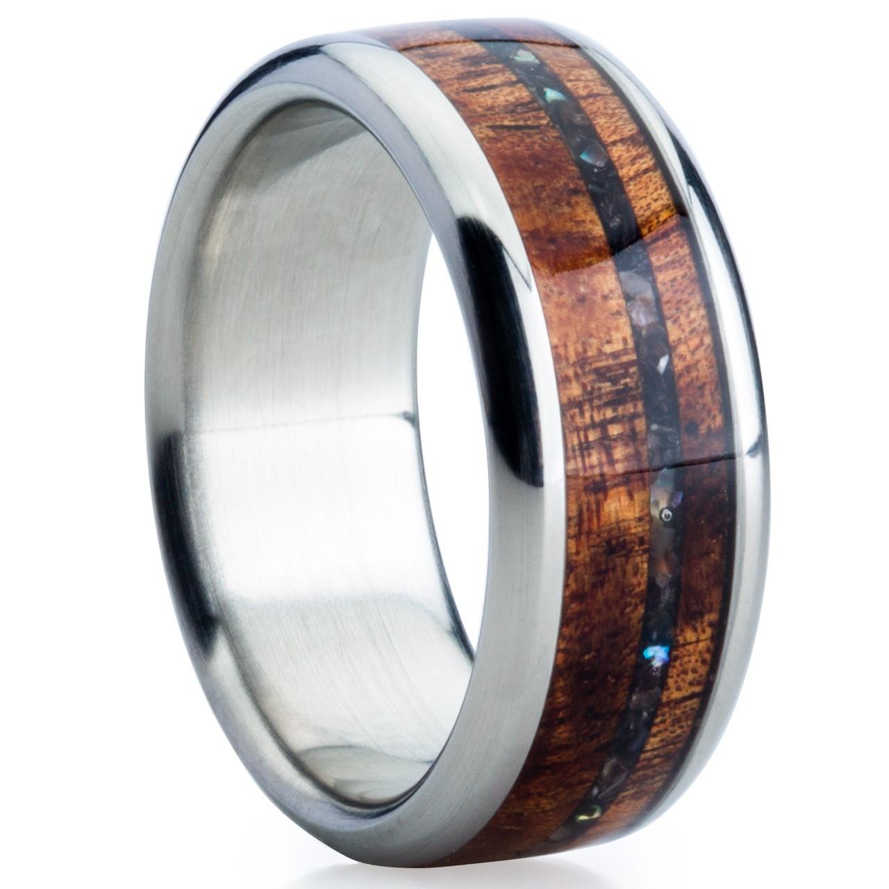 Thumbnailbp777h845861478837899c2imbypasson: Koa Inlay Wedding Ring At Websimilar.org