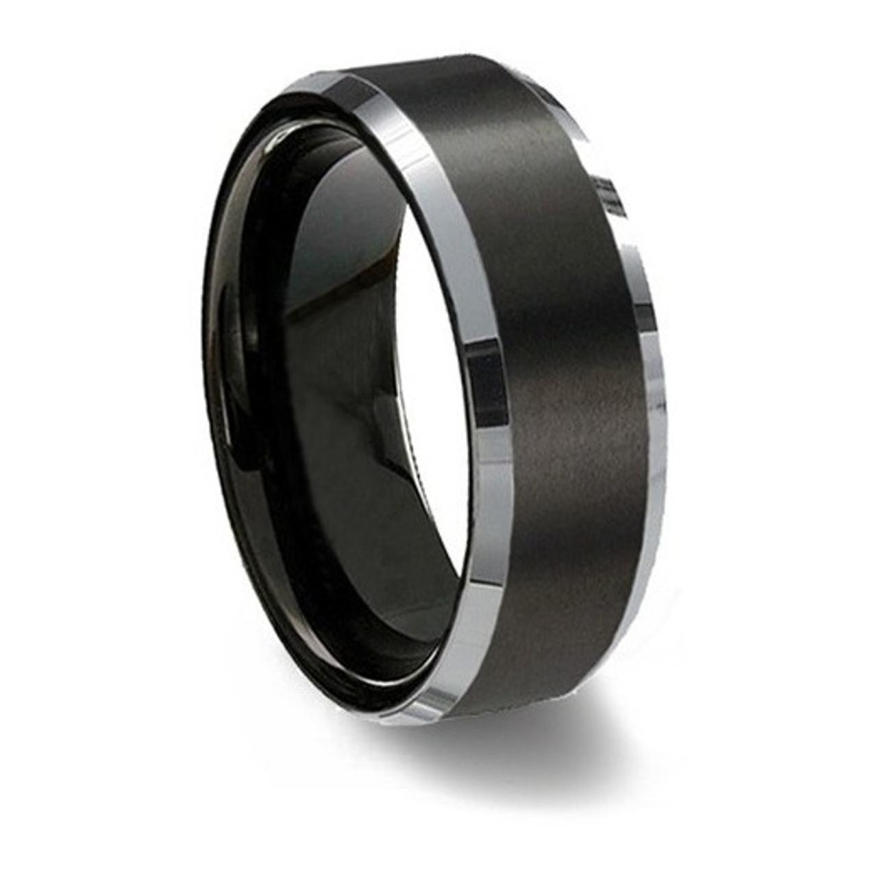 نقل قل جانبا تشقلب Men S Wedding Rings Dsvdedommel Com