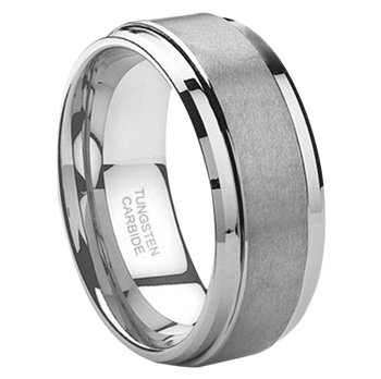 9 mm Mens Wedding Bands, Lifetime Warranty - J095C/9