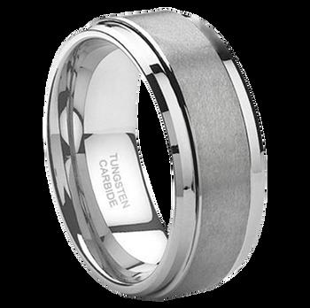9 mm Mens Wedding Bands, Lifetime Warranty - J095C/9