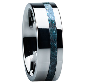 8 mm 1.0 CWT Blue Diamonds - BD500M