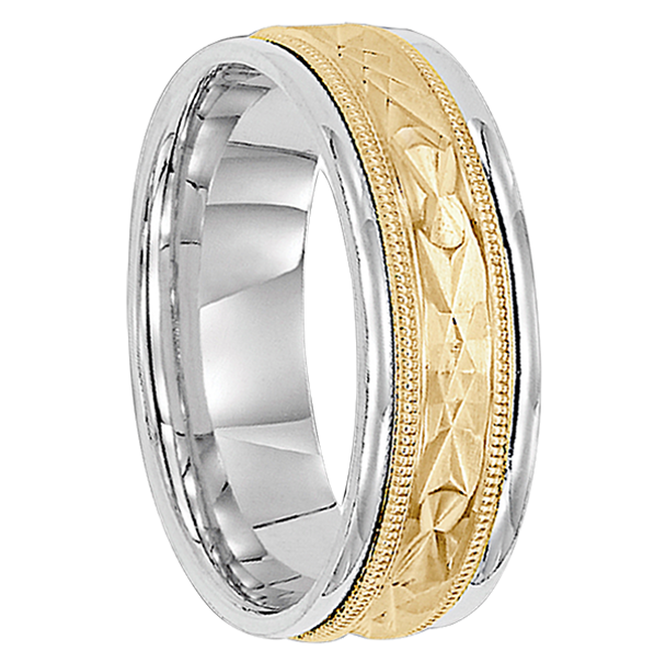 7 mm 10kt. Gold Handcrafted in U.S. - Lisbon