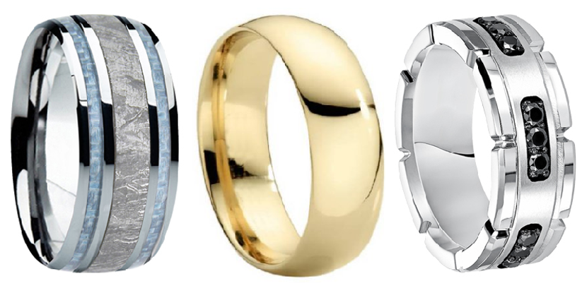 A Wedding Ring Is a Lifetime Investment. Here's Some Information to Help You Choose the Best One for You