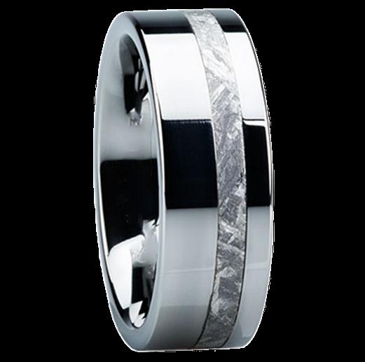 Meteorite Wedding Rings - Why So Popular? Meteorite Rings Are The Best!