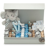 HAPPY ELEPHANT BUTTON PARTY - Mirelli Chocolatier Gift Box/ 2.3 lb (31091)