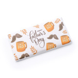 FATHER' S DAY - Decorated Chocolate / Brick