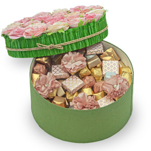 GRAND BOUQUET- Flower Gift Box