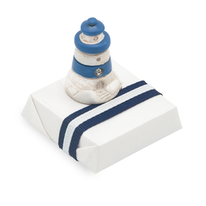 NAUTICAL LIGHTHOUSE- Nautical Sailor Theme Decorated Chocolate