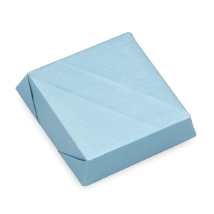 Square Chocolate Bar /  6 pcs. / Blue