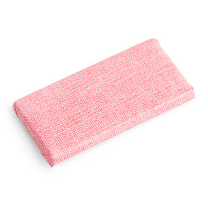 BELGIAN Chocolate Bar Canvas Texture Wrapper / Pink