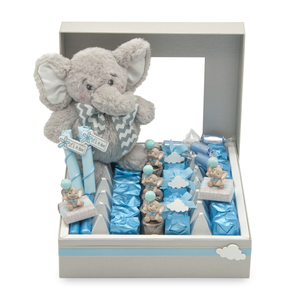 HAPPY BABY BOY - Elephant Boy Collection