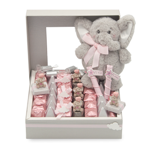 HAPPY BABY GIRL - Elephant GirlCollection