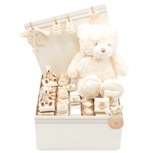 HAPPY IVORY - Vintage Bear Theme Collection- Small