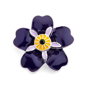 'FORGET ME NOT' BROOCH | Support Armenia Fund