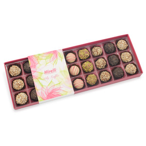 LILLY TRUFFLES - Chocolate Gift Box
