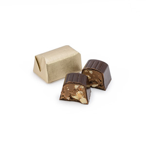 TROVE - Praline Nuts / Dark / Per 4 OZ. (Approx. 8 Pcs.)