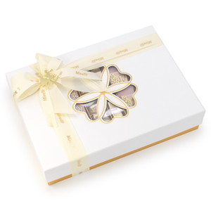 SHE SAID YES- Classic White Mirelli Gift Box