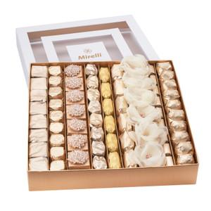 ENCHANTING BEAUTY - White Chocolate Gift Box