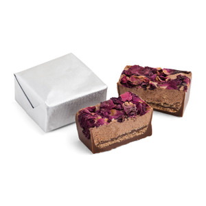 Chocolate Praline Rose Petals Dark