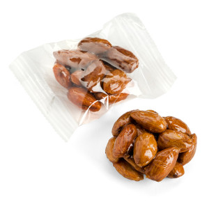 Caramelized Clustered Roasted Almonds