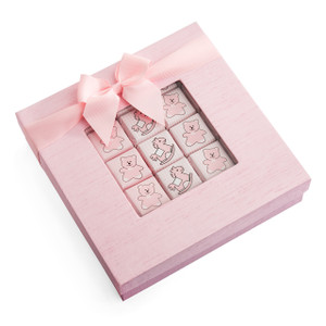 Baby Girl Chocolate Assortment Gift Box