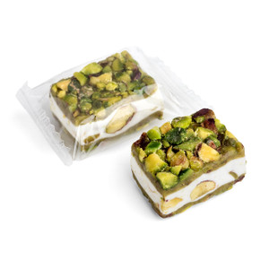 Nougat-Double Layer Cream Pistachio