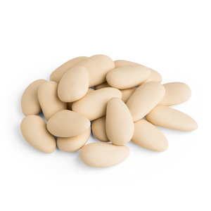 Jordan Almonds Super Fine Shell/Ivory/16 OZ (454 G)