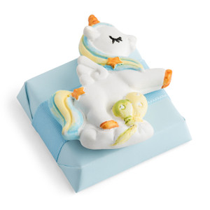 Unicorn Theme Baby Boy Decorated Chocolate