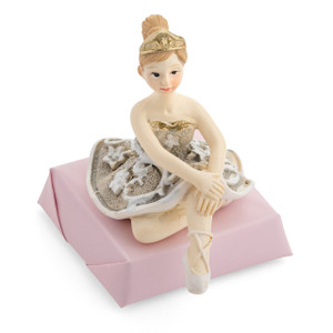 Ballerina Decorated Chocolate