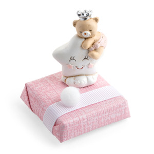SLEEPY RACHEL- Sleepy Bear Theme Decorated Favor