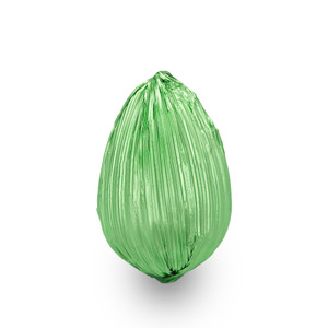 Pistachio Green Medium Chocolate Egg/4 OZ