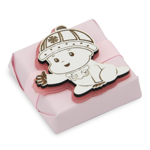 VINTAGE BABY - Decorated Chocolate