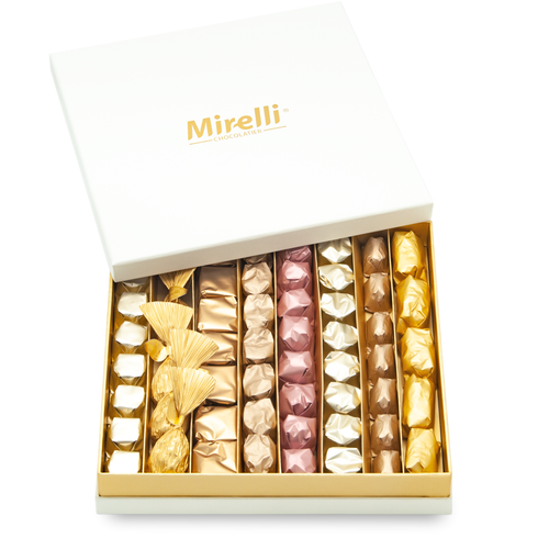 CLASSIC LARGE - Chocolate Gift Boxes / 2 lb