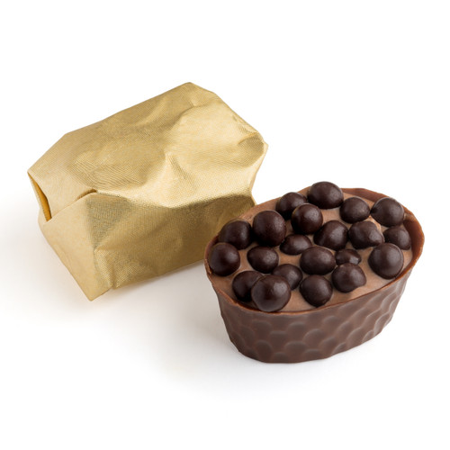 Crunchy Mini Balls Praline Chocolate