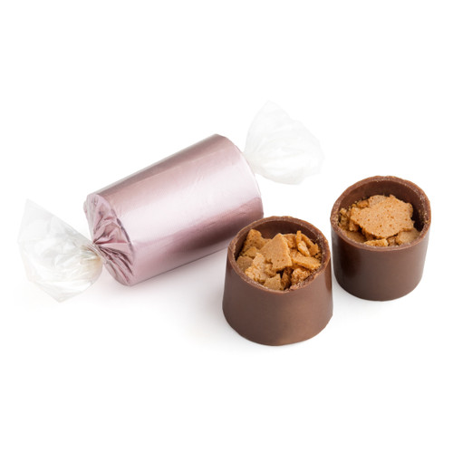 Milk Chocolate Feuilletine Bonbons