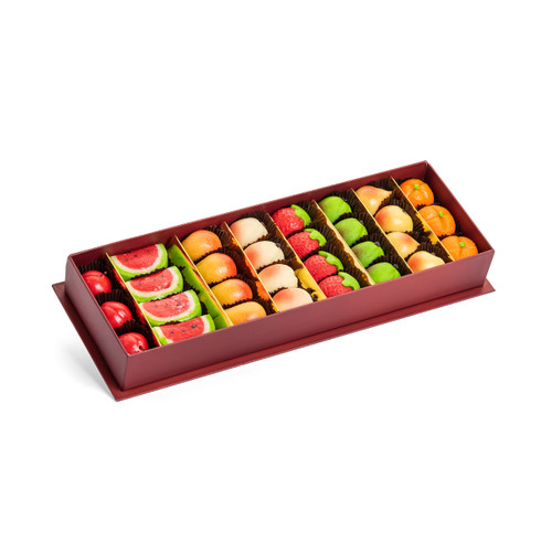 FRUIT MEDLEY- Assorted Marzipan Collection