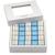 POLKA BLUE - Gift Box / 25 pcs